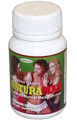 Naturamax Penis Enlargement Pills Pic